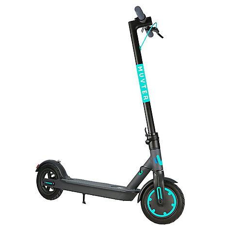 Scooter Eléctrico Muvter Street Black