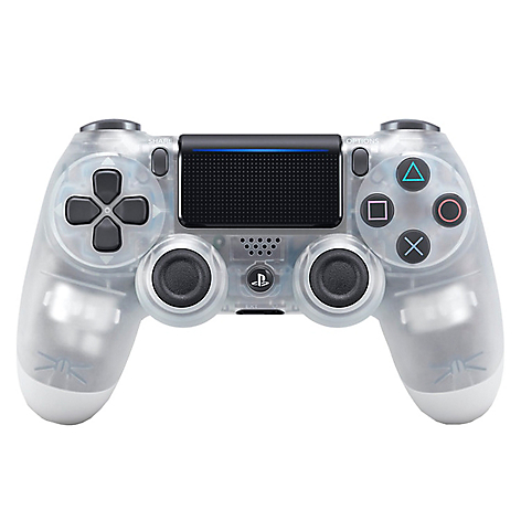 Dualshock -Latam Ps4 Ds4 Crystal