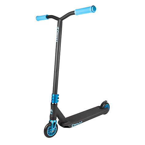 Scooter Reaper Wave Negro/Azul