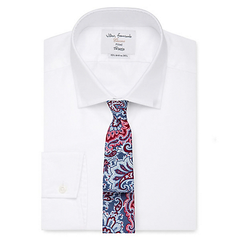 Camisa de vestir Fitted