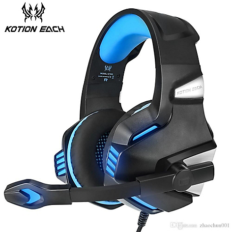 Audifono Gamer Kotion Each G7500 Ps4/Pc/Xbox/Switc