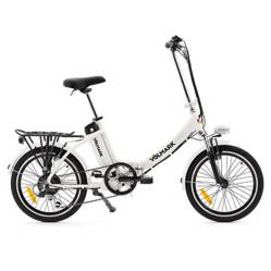 Bicicleta Eléctrica Plegable Modelo Elektra