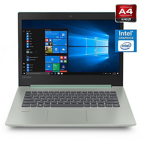 Notebook AMD A4 4GB RAM-500TB DD 14