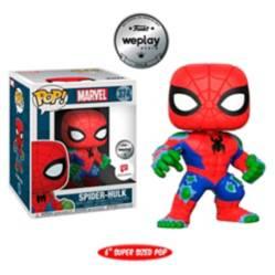 "Comics 6"" Spider Hulk"