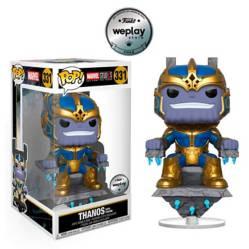 Deluxe: Marvel Studio 10- Thanos On Throne