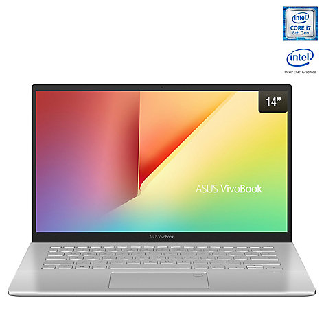 Notebook Intel Core i7 8GB RAM 512GB SSD 14