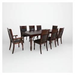 Juego de comedor Cordobés Plus 6 sillas 2 sitiales 225 cm