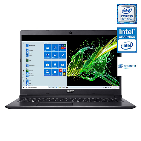 Notebook Intel Core i5 8GB RAM + 16GB Intel Optane 15.6