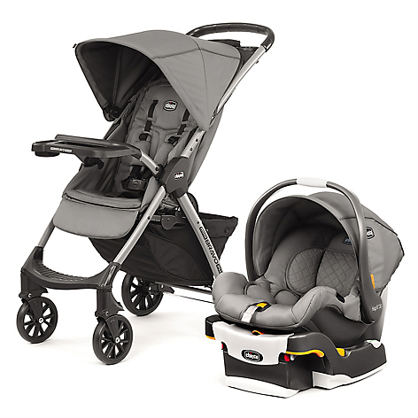 Coche Mini Bravo Travel System