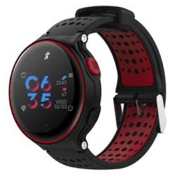 Lhotse Reloj Inteligente X2 Rojo