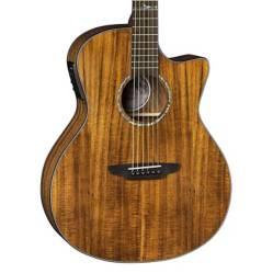 Guitarra Electroacústica Concierto Gran Marea Luna High Tide