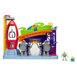 Imaginext Toy Story Pizza Planeta