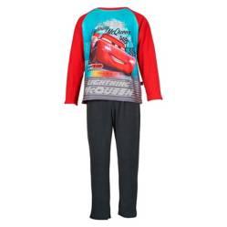 Pijama Polar Sublimado, Cars