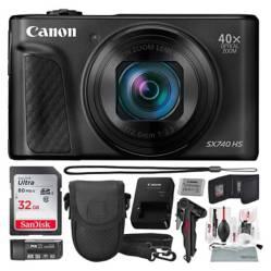 Kit de Camara Canon Digital Powershot Sx740 Hs