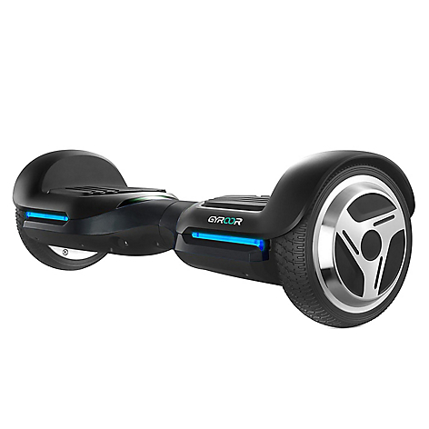 Hoverboard Gyroor G1 Led Parlante Bluetooth 6.5''