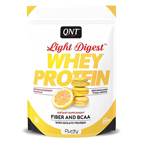 Proteína Light Digest Lemon Macaroon 500 gr