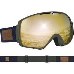 Antiparras Goggles Xt One Olive Night/Sol Bronze