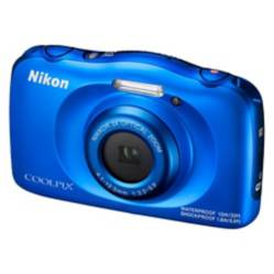 Nikon Coolpix W-100 Azul