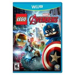 Nintendo Lego Marvel Avengers Wii U