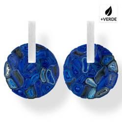 Aros Renata Azul