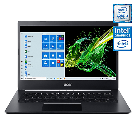 Notebook Intel Core i3 12GB RAM 256GB SSD 14