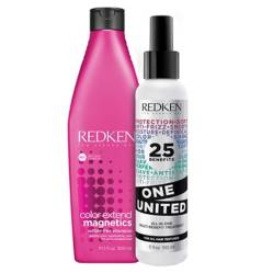 Set Shampoo Magnetics 300 ml + One United 150 ml