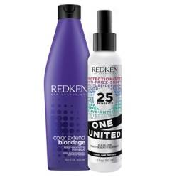 Set Shampoo Blondage 300 ml + One United 150 ml