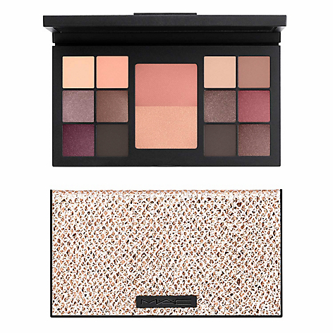 Paleta de Sombras y Rostro Cool Palette Eye and Face