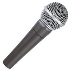 Micrófono Vocal Dinámico Sm58-Lc Gy
