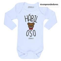 Body Bebé Niño Habiloso