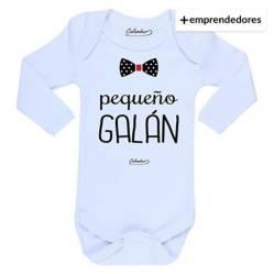 Body Bebé Niño Pequeño Galán