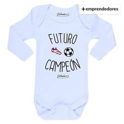 Body Bebé Niño Futuro Campeón