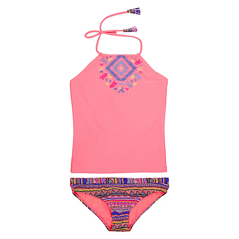 Tankini Teens Estampado +Uv30