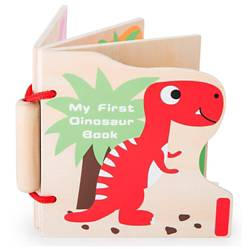 Libro para Bebé Mis Primeros Dinosaurios