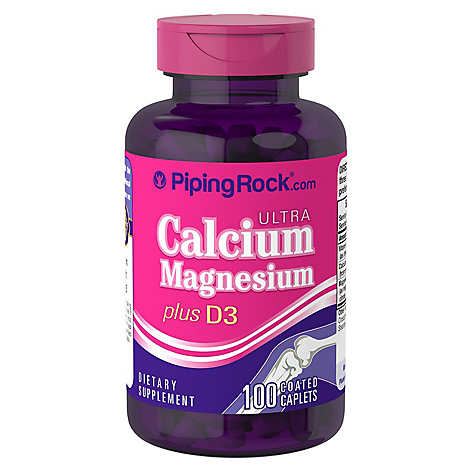 Calcio 1000 Mg + Magnesio & Vitamina D3 x 100 Comp