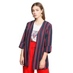 Blazer Kimono Lineas