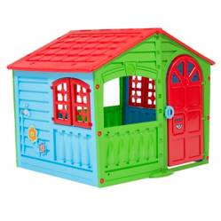Casa Plastica The House of Fun Verde