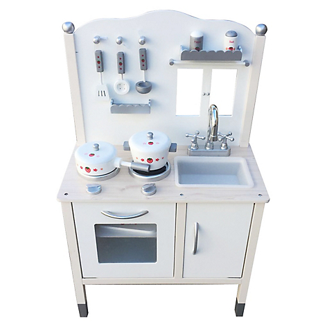 Mini White Kitchen