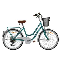 Bicicleta Aro 2 Venezia 24