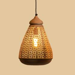 Lámpara Metal 42 cm