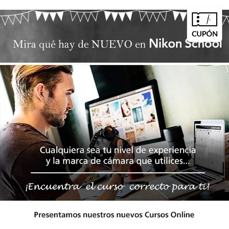 Nikon - Curso online básico de Fotografia