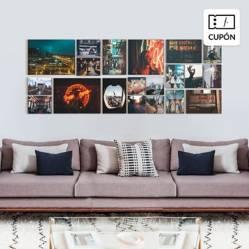 SNAPSHOT - WallDesign foto personalizada modelo Duba