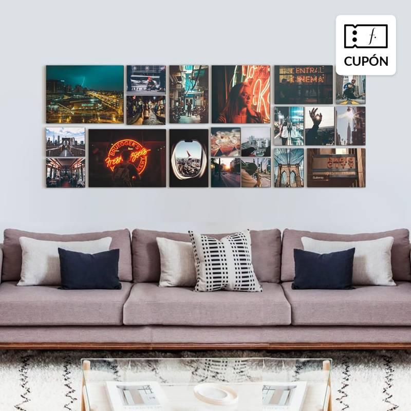 SNAPSHOT - WallDesign foto personalizada modelo DubaI