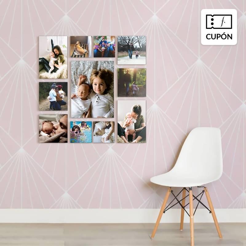 SNAPSHOT - WallDesign foto personalizada a elección: Boston, Vienna, London