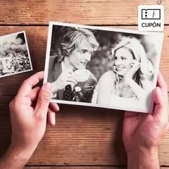SNAPSHOT - Cupón para Pack de 100 fotos 15 x 20 cm