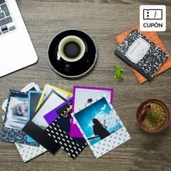 SNAPSHOT - Cupón para Pack de 100 fotos Polaroid