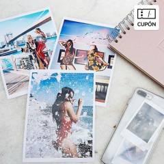 SNAPSHOT - Cupón para Pack 100 fotos 13 x 18 cm