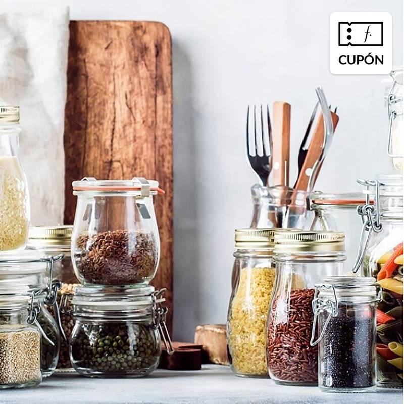 CLUB DE LA COCINA - Clase online Personalizada de cocina sobre el uso y almacenamiento de materias primas con Nicole Valdés