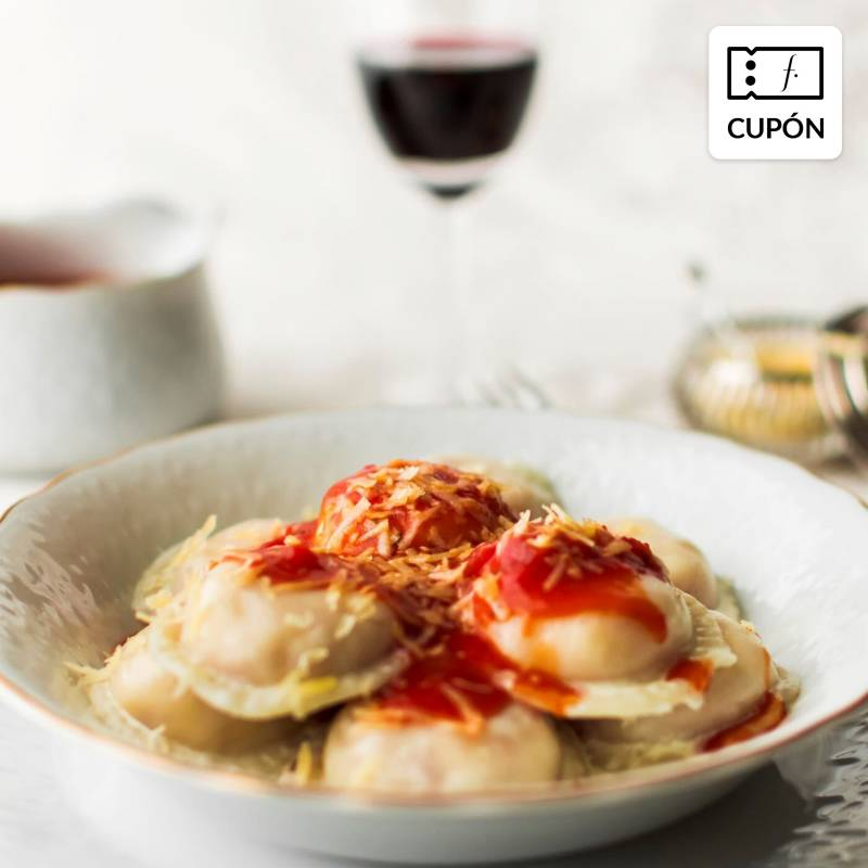 CLUB DE LA COCINA - Clase online Personalizada de cocina de Pastas frescas rellenas con Nicole Valdés