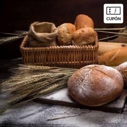 CLUB DE LA COCINA - Clase online Personalizada de cocina de Pan de campo 0% grasa con Soledad Sanz